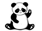 panda-clipart-Panda-bear-1-minus-clip-art-panda-bears-pandas