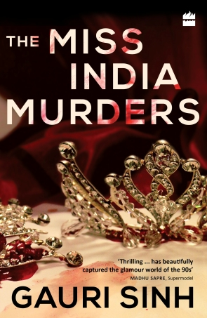 The Miss India Murders-Front