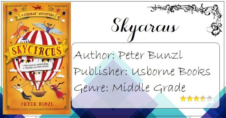 Skycircus Cover